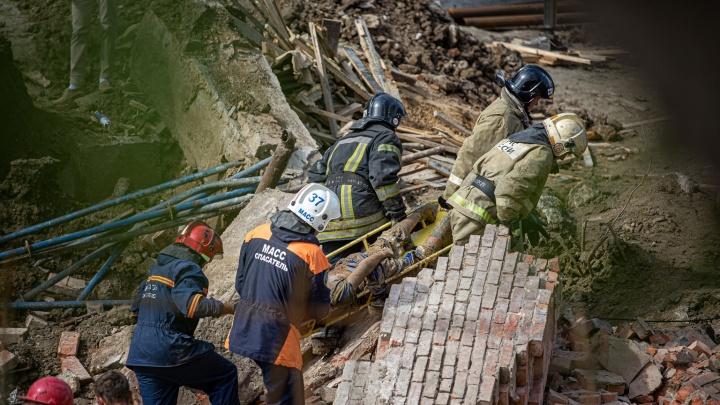 Смертельная западня: как вытаскивали людей из завалов обрушившегося здания на Ударной