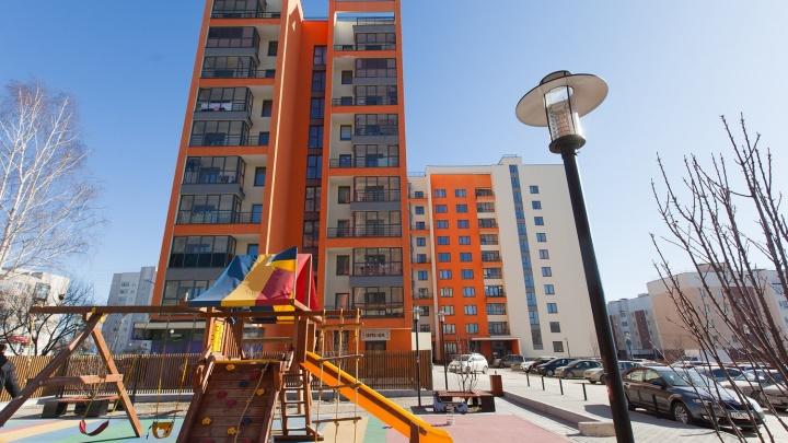 """Компания """"Брусника"""" покажет строительную готовность одного из самых ожидаемых комплексов Екатеринбурга"""