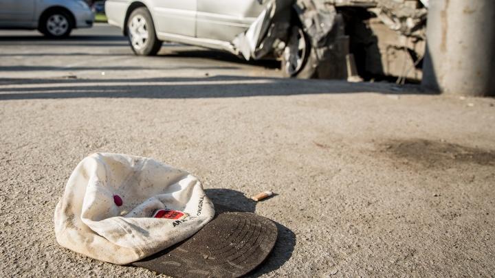 Возле Октябрьского рынка ребёнка сбил седан