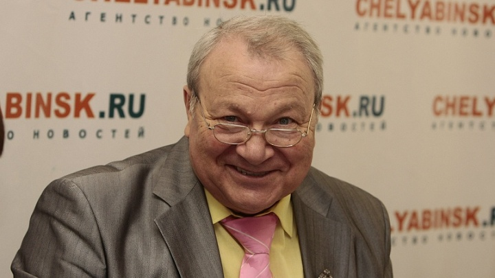 В Челябинске скончался народный артист России Игорь Бурко