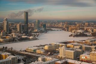 К середине недели в Екатеринбурге станет прохладнее