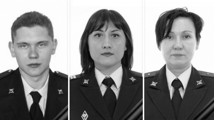 В областном главке уточнили информацию о погибших полицейских