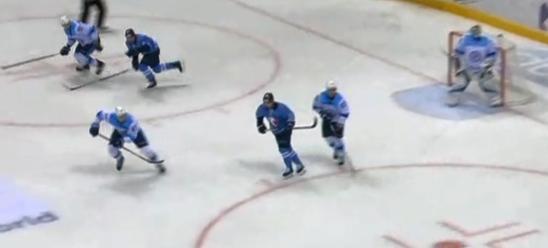 Хоккей:«Сибирь» не смогла одержать победу над«Слованом»