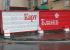 Не реклама: на заборе на Мамина-Сибиряка появилось граффити, в шестой раз за этот июль