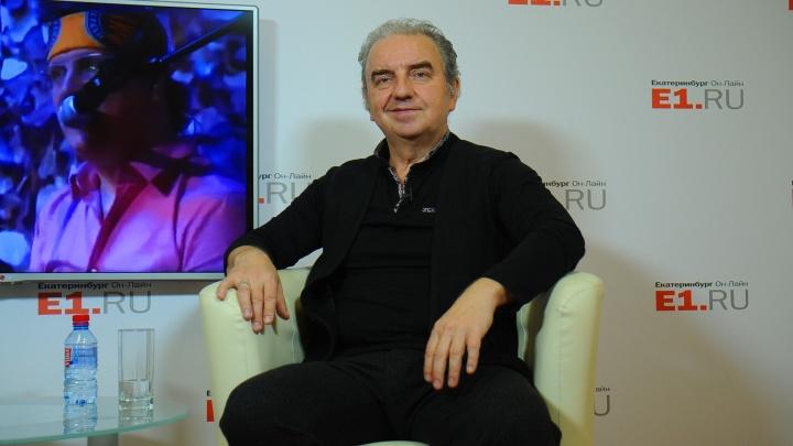 «Ты — душа и голос Урала»: что пишут музыканты и политики о Шахрине в его день рождения