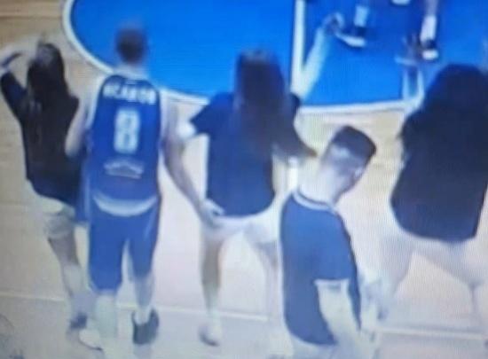Потрогал чирлидера за ягодицы: уфимский баскетболист оказался в центре скандала