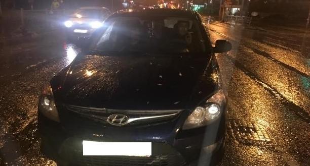 В Екатеринбурге за один вечер автомобилисты сбили трёх пешеходов