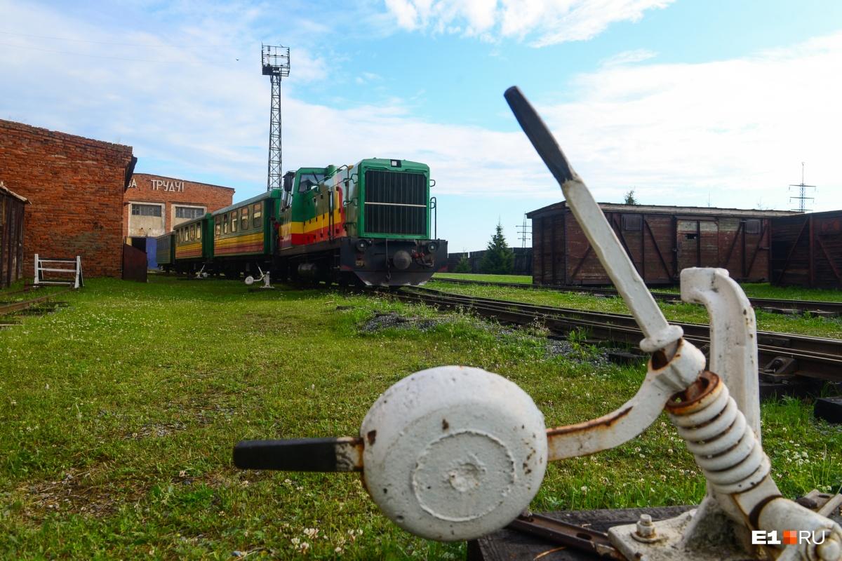 Алапаевская узкоколейная железная дорога на сегодня самая протяженная в России