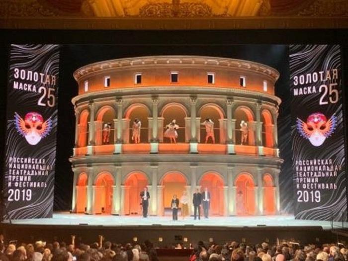 На сцене Большого театра объявили лауреатов национальной премии «Золотая маска»