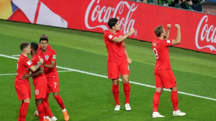 Шведы сразятся в Самаре со сборной Англии в матче 1/4 финала ЧМ по футболу