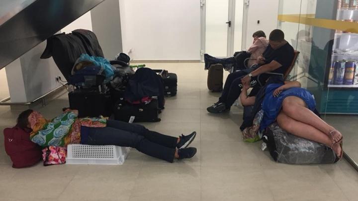 Авиакомпанию, бросившую пассажиров в волгоградском аэропорту, оштрафовали на 20 тысяч рублей