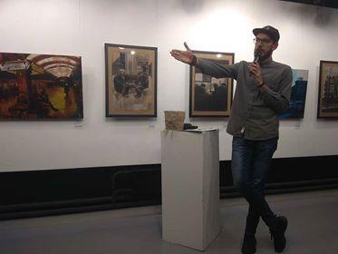 На аукционе картин художника из США собрали деньги для больных детей