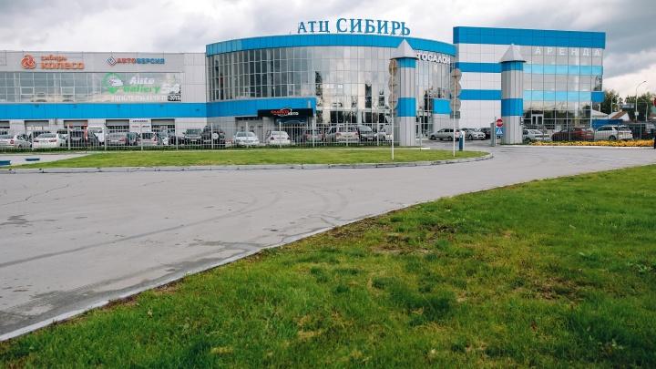 В новом салоне «АвтоГалерея-НСК» на Жуковского предложили большой выбор автомобилей с пробегом