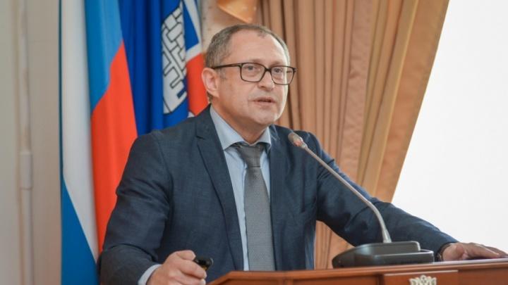 Экс-главному архитектору области Полянскому продлили срок домашнего ареста на два месяца