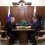 «В фокусе внимания — экология»: Путин поставил задачи врио губернатора Челябинской области