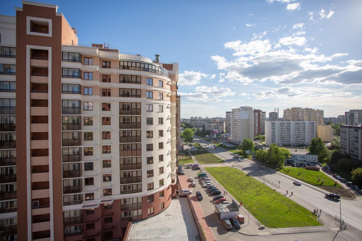 «Первый Николаевский» стал архитектурной доминантой Заречного