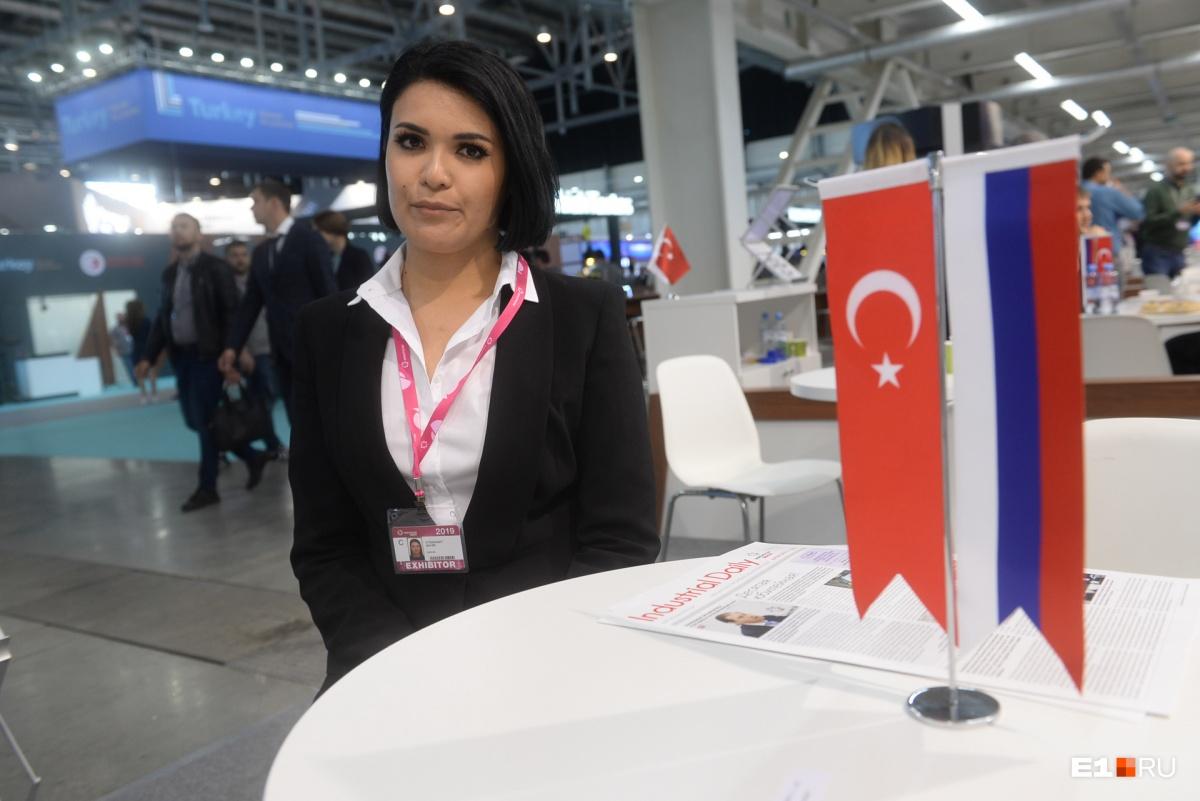 Махри вышла замуж за турка, с которым познакомилась во время учебы на Кипре