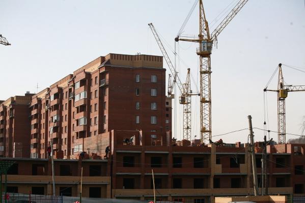 За I квартал 2017 года новосибирские строители успели сдать 280,3 тыс. кв. м жилья