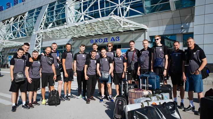 Волейбольный клуб «Локомотив» улетел в Болгарию— там команда продолжит подготовку к новому сезону