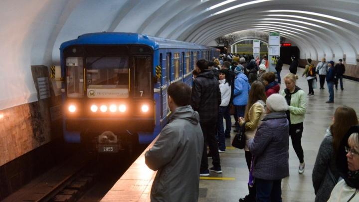 Новые вагоны для метро Екатеринбурга закупят в Мытищах