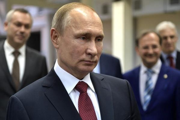 Владимир Путин в четвёртый раз победил на выборах президента РФ