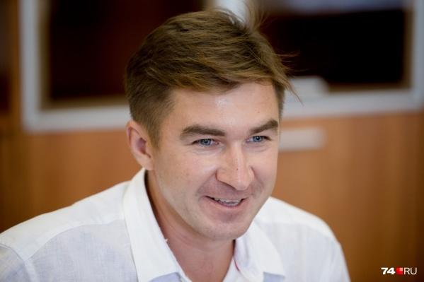 Сергей Таскаев начнёт работать в должности ректора с 27 сентября
