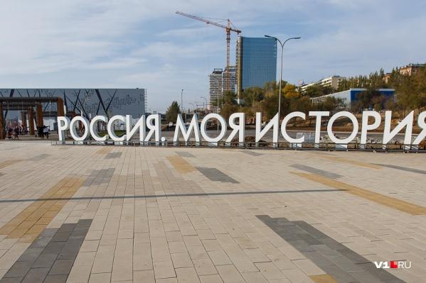 Площадка перед музеем 1 июня будет пустовать
