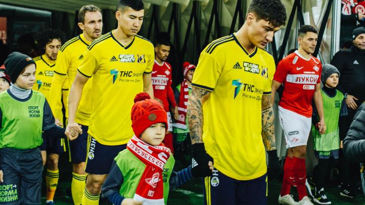 Набили себе цену: футболисты «Ростова» подорожали