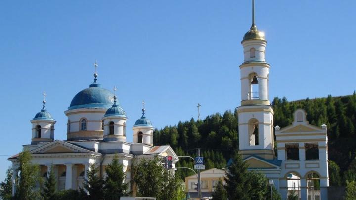 Для туризма: возле Царева Кургана построятприход в честь Рождества Христова