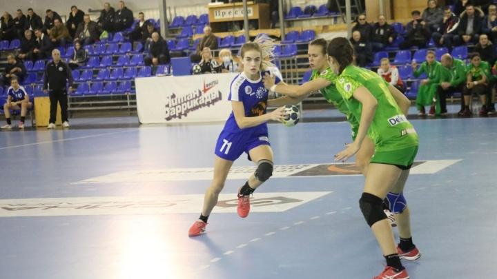 Минус десять в декабре: волгоградское «Динамо» проиграло краснодарской «Кубани» — 30:40