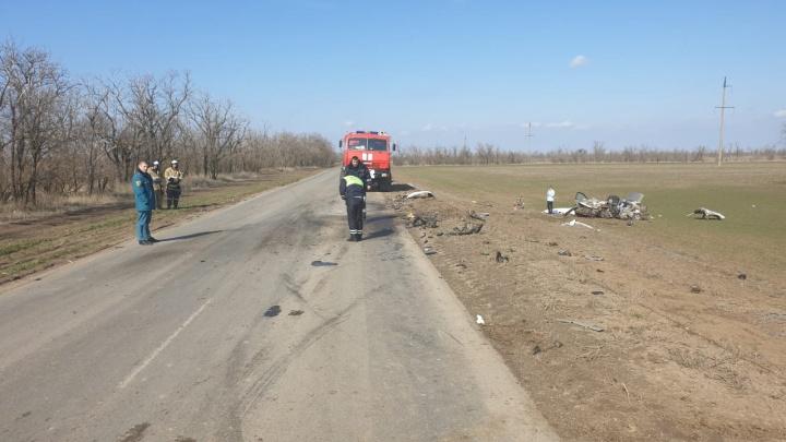 Смертельное лобовое: в ДТП в Сальском районе погибли три человека