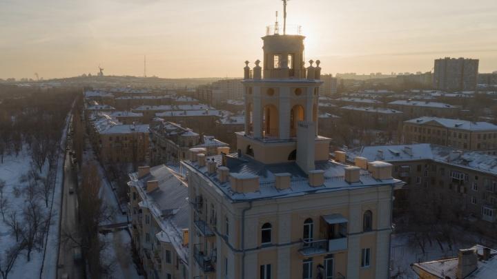 Туманная погода: в Волгоградской области градусники покажут от-18 °С до +4 °С