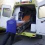 Под Тобольском иномарку занесло под грузовик, водитель погиб