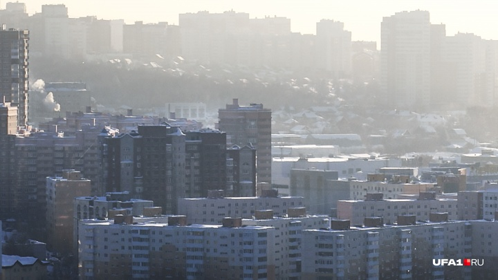 В Уфе 10 домов останутся без холодной воды
