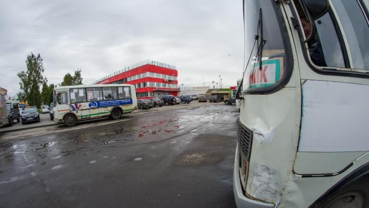 В Архангельске с 1 октября изменится маршрут автобуса №41