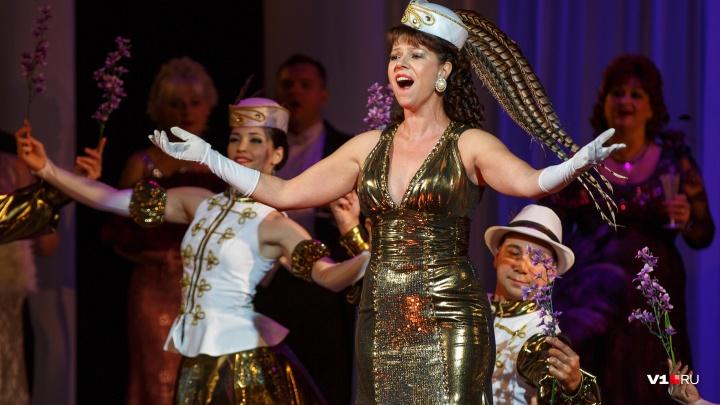 Музыкальный театр Волгограда лидирует в голосовании за престижную международную премию