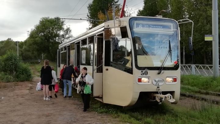 «Мимо брагинских пробок»: в Ярославле могут пустить специальный трамвай