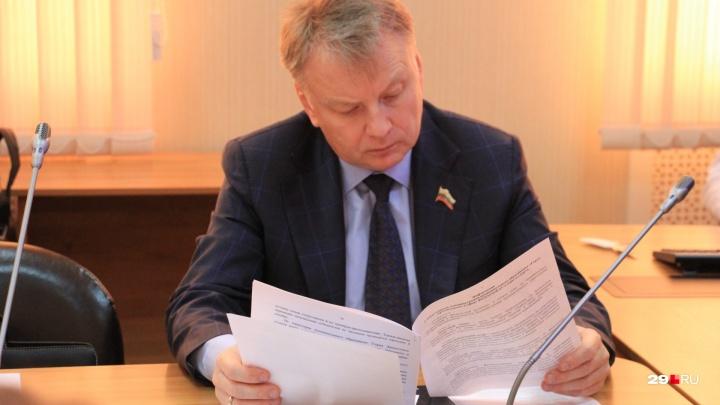 Богаче Литвиненко, Пескова и Мантурова: архангельский депутат от ЕР попал в список Forbes
