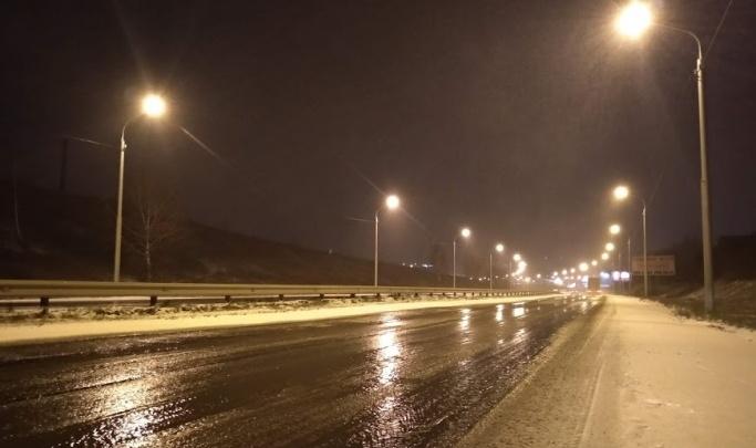 «Сплошная каша из машин»: в районе Солонцов произошло массовое ДТП