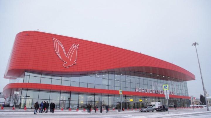В челябинском аэропорту перед вылетом сломался очередной самолёт «Аэрофлота»