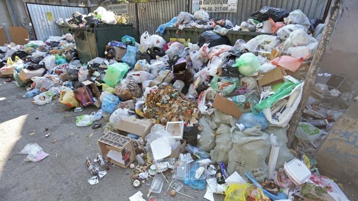 Спроси того, не знаю кого: в Челябинске повис в воздухе вопрос перерасчёта за вывоз мусора