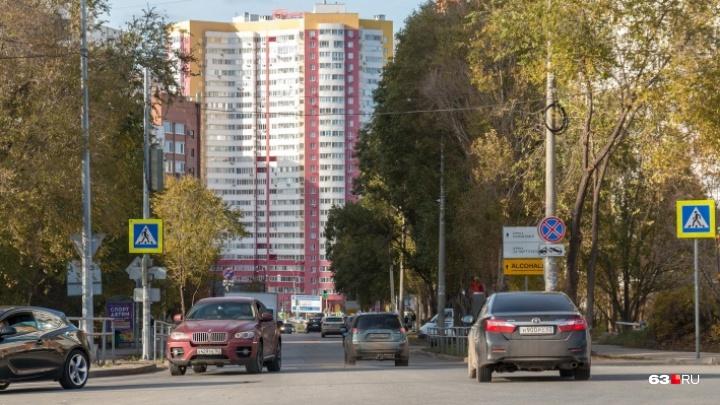 Дождались! В Самаре нашли деньги на реконструкцию улицы XXII Партсъезда
