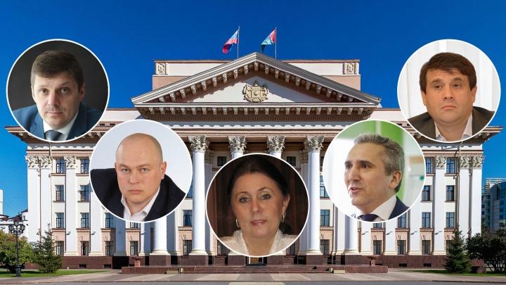 Изучаем претендентов на пост тюменского губернатора: у одного 25 фирм, у другой три судимости