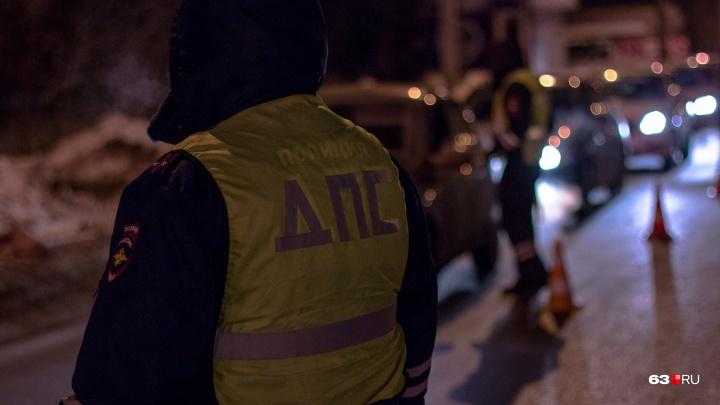 Водителю стало плохо за рулем: в Самаре столкнулись два пассажирских автобуса