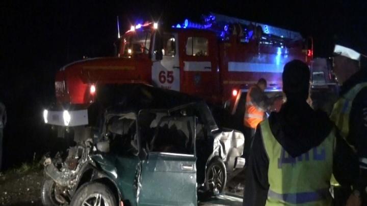 Возвращались с Дня города и попали в аварию: подробности жуткого ДТП на Пермском тракте