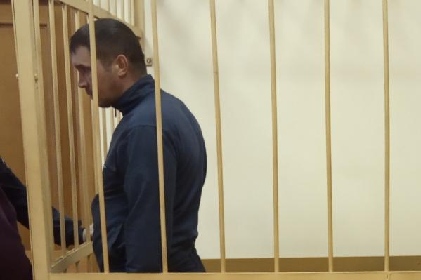 Суд сегодня арестовал Александра Комарова на два месяца