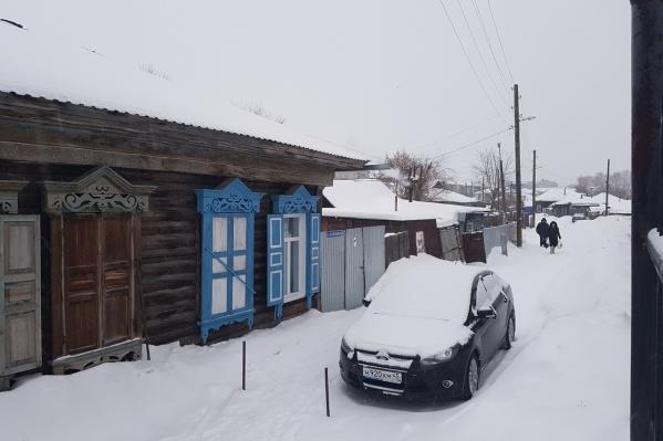 Снег в Кургане будет продолжит идти в субботу