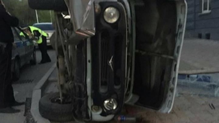 Двигались на маячках: в МВД Башкирии прокомментировали аварию автомобиля ППС и «Дэу-Нексии»