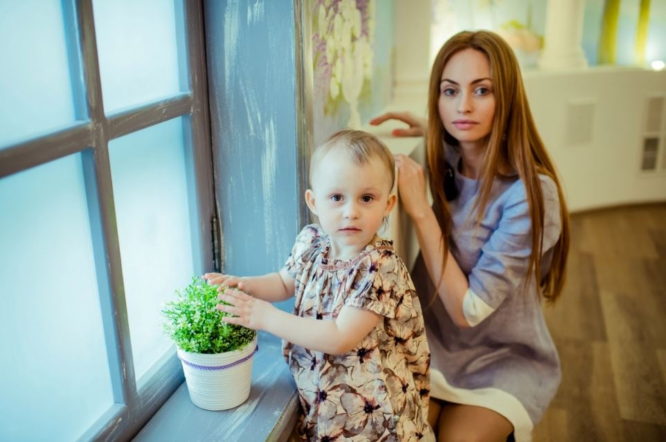 У Дарьи трое детей, муж и сладкий бизнес