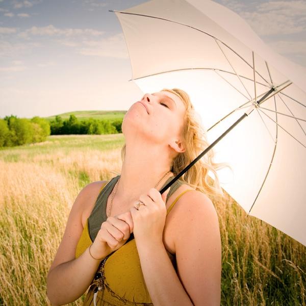 Осень в Кузбассе начнется с 26-градусной жары